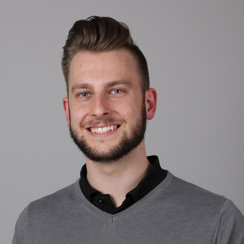 Portrait Online-Marketing Tim Brettschneider