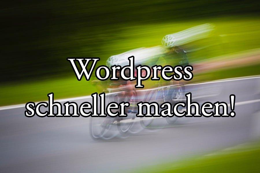 Wordpress Pagespeed Kurs