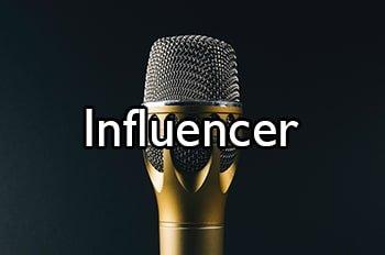 Ich bin Influencer auf Facebook